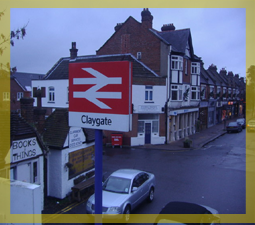 Taxis in Claygate